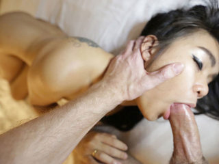 Easy Asian Mouth Fuck