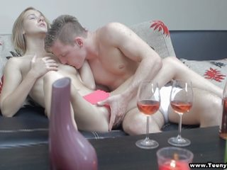 Morning coffee and sex
