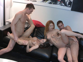 Fucking welcome to group sex